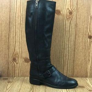 Bottega Veneta Women Black Boots Soft Leather